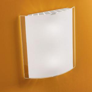 Linea Light - Eco Molla - Applique da parete Ecomolla L - Bianco - LS-LL-71642