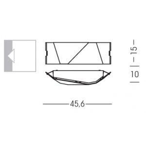 Linea Light - Face - Face - Applique a parete