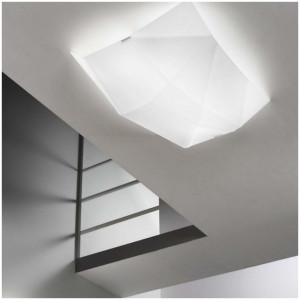 Linea Light - Face - Face - Plafoniera da soffitto M