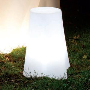 Linea Light - Flower Family - Flower FL SEAT LED RGB - Lampada a seduta da giardino a LED