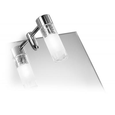 Linea Light - Fotis - Faretto per specchiera ad una luce Fotis