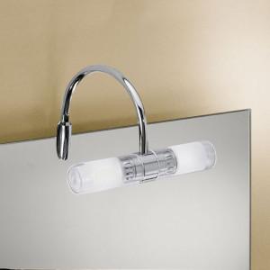 Linea Light - Fotis - Faretto per specchiera Fotis - Cromo - LS-LL-3262