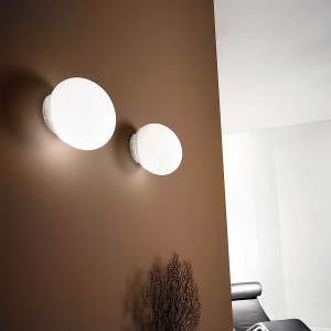 Linea Light - Goccia - Goccia LED - Applique o plafonirea a LED