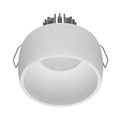 Linea Light - Gypsum - Gypsum SR FA LED - Faretto in gesso rotondo - Bianco - LS-LL-8864N - Bianco naturale - 4000 K - 70°