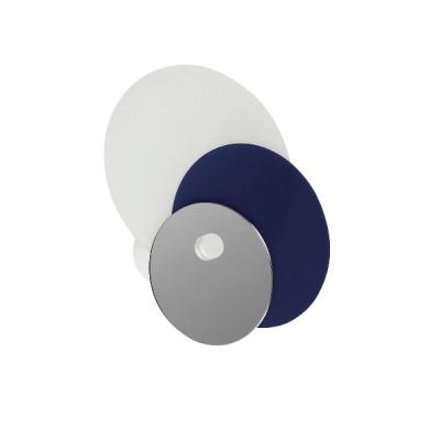 Linea Light - Hula hoop - Hula Hoop - Plafoniera parete S - Blu - LS-LL-90213