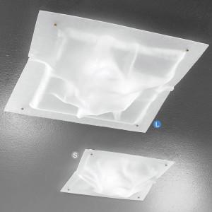 Linea Light - Iceberg - Iceberg - Lampada parete o soffitto L