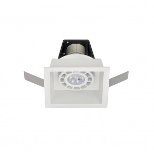Linea Light - Incasso - Incasso C1 FA - Faretto da incasso a soffitto - Bianco - LS-LL-8375