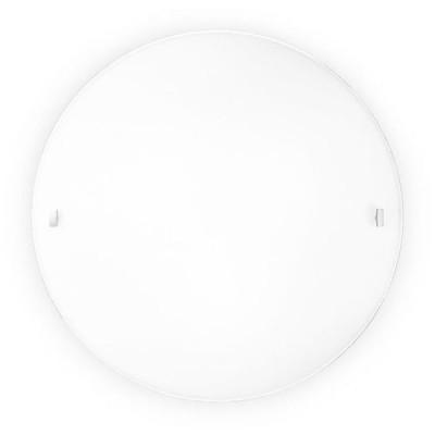 Linea Light - Liner - Lampada da parete o da soffitto Liner L - Nichel satinato - LS-LL-71892