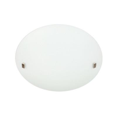 Linea Light - Liner - Lampada da parete o da soffitto Liner XS - Nichel satinato - LS-LL-71883