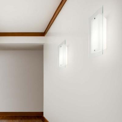 Linea Light - Luminosa - Luminosa L - Lampada da soffitto e parete