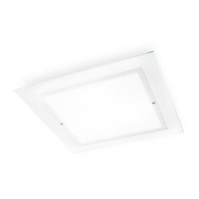 Linea Light - Luminosa - Luminosa L - Lampada da soffitto e parete - Trasparente - LS-LL-71692