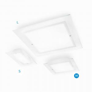 Linea Light - Luminosa - Luminosa M - Lampada da parete o soffitto