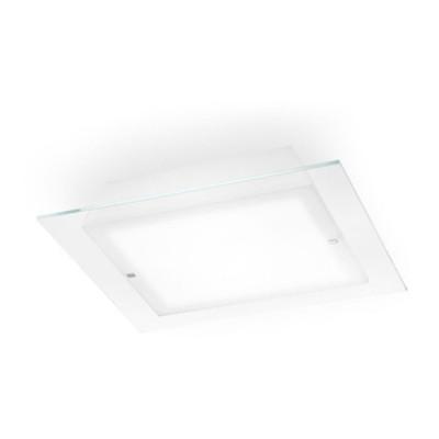 Linea Light - Luminosa - Luminosa M - Lampada da parete o soffitto - Trasparente - LS-LL-71691
