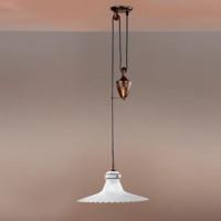 Linea Light - Mami - Lampadario cupola a campana Mami L