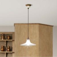 Linea Light - Mami - Lampadario cupola a campana Mami M