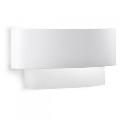 Linea Light - Matrioska - Matrioska - Lampada a parete M - Bianco - LS-LL-90240