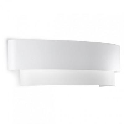 Linea Light - Matrioska - Matrioska - Lampada da parete L - Bianco - LS-LL-90241