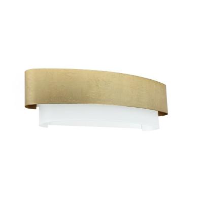 Linea Light - Matrioska - Matrioska - Lampada da parete L - Oro - LS-LL-90246