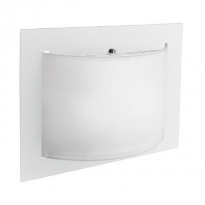 Linea Light - Met Wally - Met Wally L - Plafoniera e applique - Bianco - LS-LL-539BRA881
