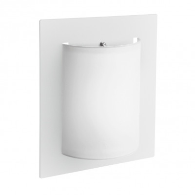 Linea Light - Met Wally - Met Wally M - Applique e plafoniera per soffitto - Bianco - LS-LL-537BRA881