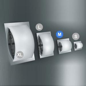 Linea Light - Met Wally - Met Wally M - Applique e plafoniera per soffitto