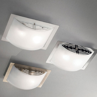Linea Light - Met Wally - Met Wally XL - Plafoniera e applique
