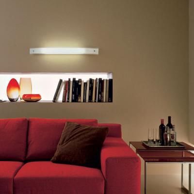 Linea Light - Mille - Lampada a parete Mille L