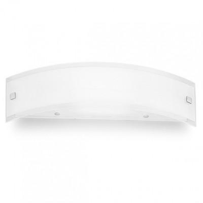 Linea Light - Mille - Lampada a parete Mille M - Nichel satinato - LS-LL-1003