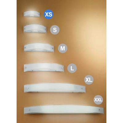 Linea Light - Mille - Lampada a parete Mille XS