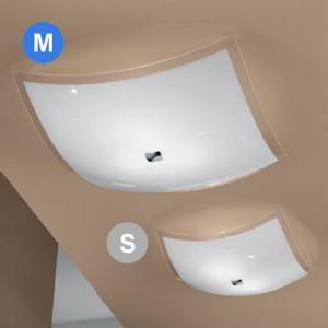 Linea Light - Mille - Lampada da soffitto Mille M