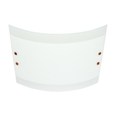 Linea Light - Mille - Mille LED AP PL L - Ampia applique o plafoniera