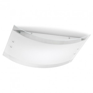 Linea Light - Mille - Plafoniera Mille L - Nichel satinato - LS-LL-1011