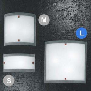 Linea Light - Nove 99 - Lampada a parete o soffitto Nove 99 L