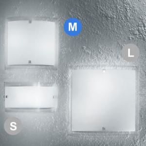 Linea Light - Nove 99 - Lampada a parete o soffitto Nove 99 M