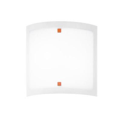 Linea Light - Nove 99 - Lampada a parete o soffitto Nove 99 M - Ciliegio - LS-LL-71226