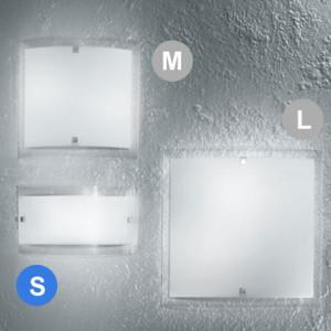 Linea Light - Nove 99 - Lampada a parete o soffitto Nove 99 S
