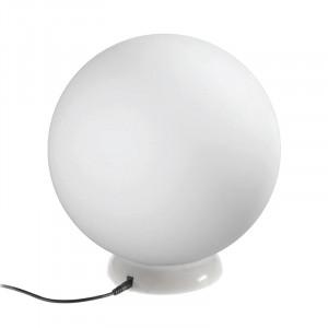 Linea Light - Oh! - Oh! Lampada LED RGB induzione - Natural -  - RGB - Diffusa