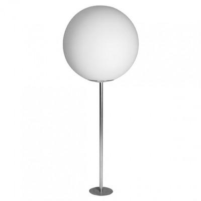 Linea Light - Oh! - Oh! paletto esterni S - Natural/Acciaio - LS-LL-15173