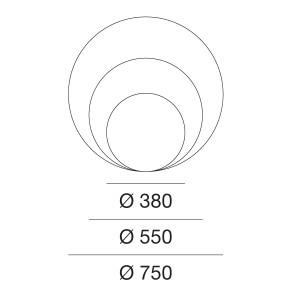 Linea Light - Oh! - Oh! sfera interni M