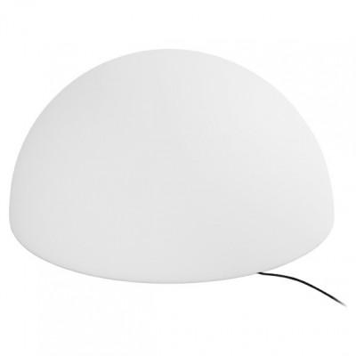 Linea Light - Ohps! - Ohps! - Lampada da terra a forma di mezza sfera S - Natural - LS-LL-15380