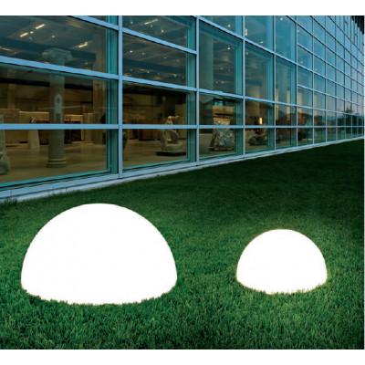 Linea Light - Ohps! - Ohps! - Lampada da terra a forma di semisfera da esterni M