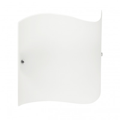 Linea Light - Onda - Onda M - Lampada rettangolare da parete - Bianco - LS-LL-327B881