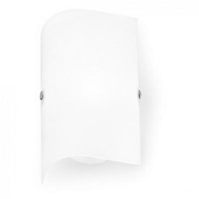 Linea Light - Onda - Onda S - Lampada rettangolare da parete - Bianco - LS-LL-358B881