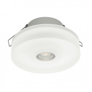 Linea Light - One to One - One to One C FA LED - Faretto decorativo a incasso da soffitto