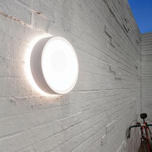 Linea Light - Outdoor - Plaf - Lampada circolare a parete o soffitto