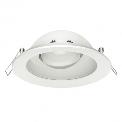 Linea Light - Outlook - Outlook FA recessed - Faretto da incasso - Bianco -  - Bianco caldo - 3000 K - Diffusa