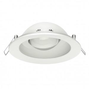 Linea Light - Outlook - Outlook FA recessed - Faretto da incasso - Bianco -  - Bianco caldo - 3000 K - Diffusa