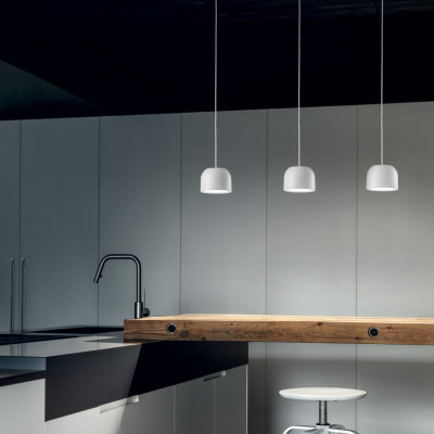 Linea Light Outlook P SP LED Lampadario cucina - Light Shopping