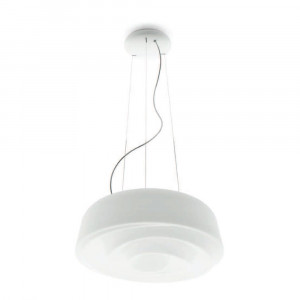 Linea Light - Rose - Rose SP M - Lampadario a rosa - Natural - LS-LL-7657