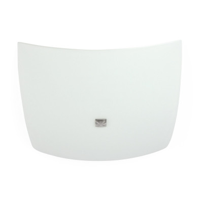 Linea Light - Sipario - Plafoniera illuminazione a soffitto Sipario M - Nichel satinato - LS-LL-73399